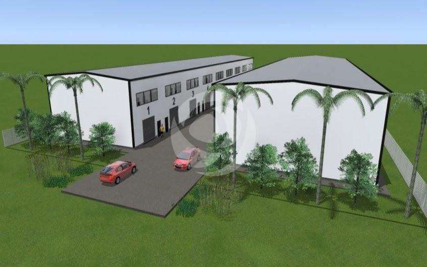 Excelente Depósito Industrial en el Parque Industrial Polo Buen Ayre