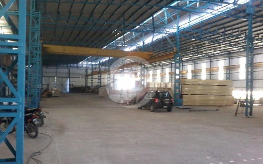 Excelente Depósito en Alquiler en El Parque Industrial Alvear