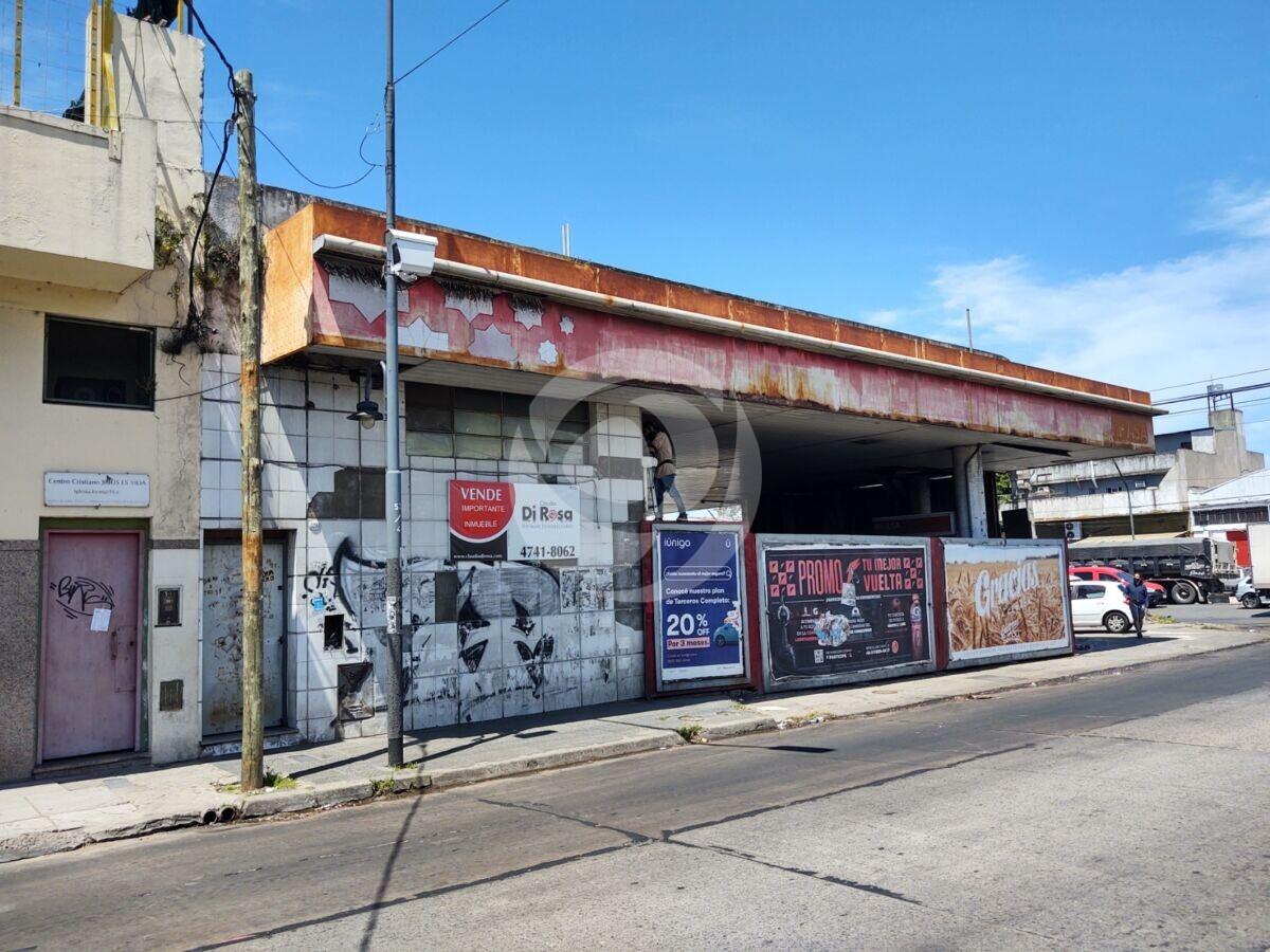Ex Estación de Servicios en Venta
