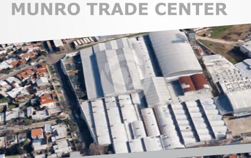 Excelente Depósito en Munro Trade Centro